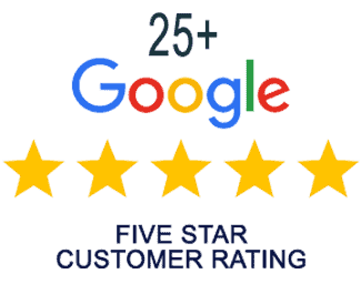 Courimo Got 5 Star rating at google