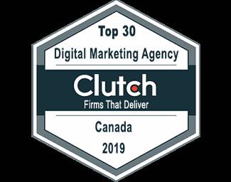 Courimo is among top 30 Digital Marketing Agencies