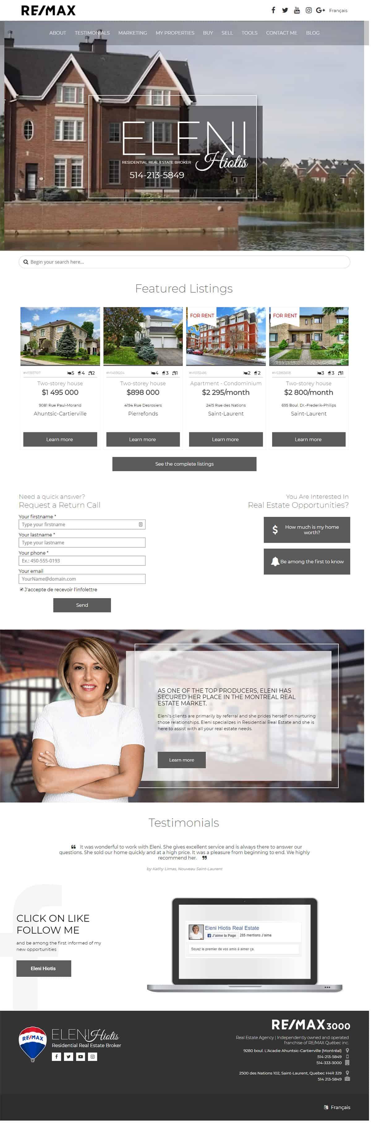 Eleni-Website-Developed