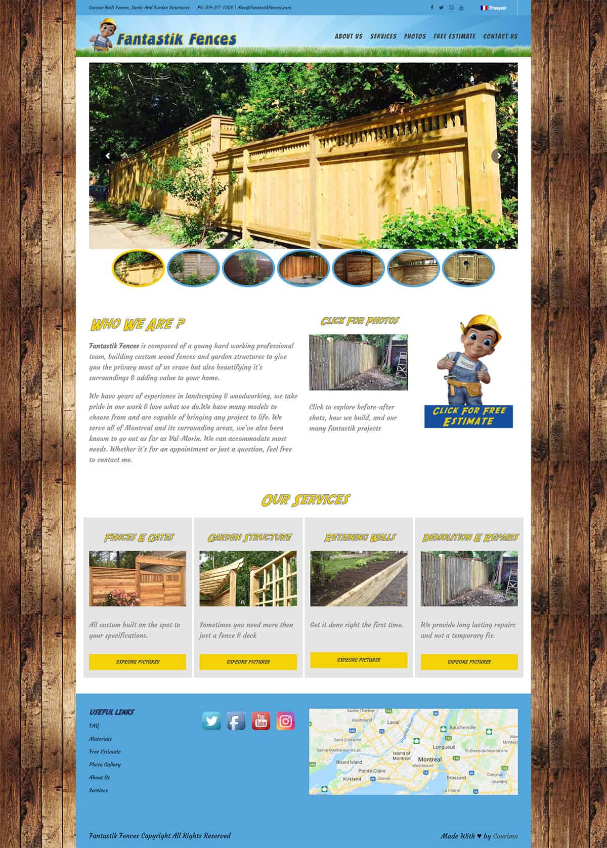 Fantastik-Fences-Website-Project-By-Courimo