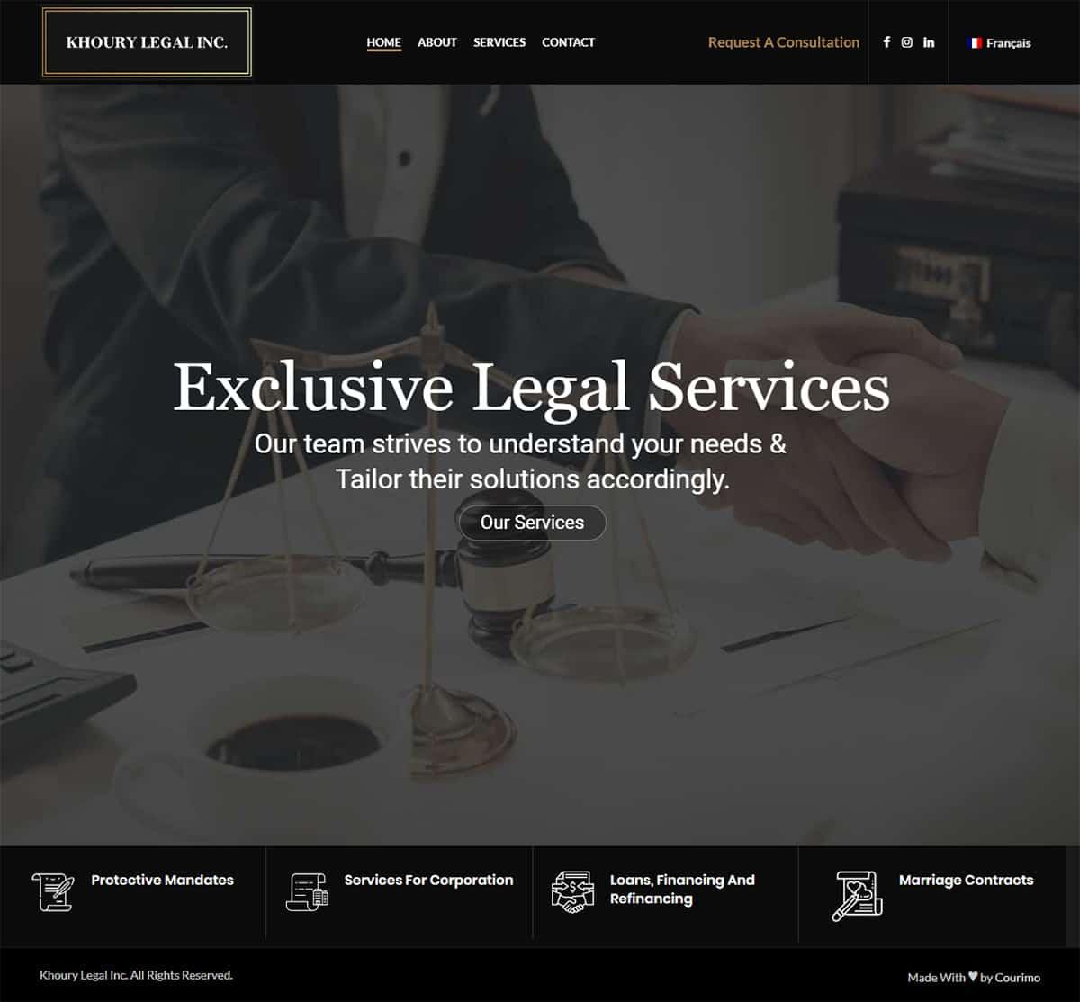 Khouray-Legal